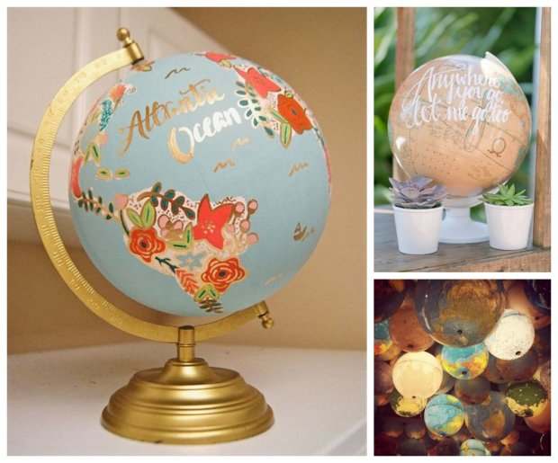 Images sources, clockwise from left: Etsy;